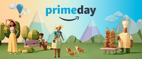 アマゾンはプライム会員向けセール「プライムデー2017」を7月10日18時より開催