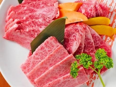 肉屋の台所「肉屋の台所 和牛コース」