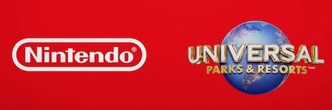 任天堂はユニバーサル・スタジオを運営するユニバーサル・パークス&リゾーツと提携
