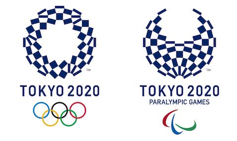東京オリンピック・パラリンピックの最終エンブレムは市松模様(いちまつもよう)を描いた「組市松紋」に決定
